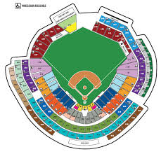 Washington National Seating Chart Views Washington Nationals Seat Map Citizens Bank Park Seating