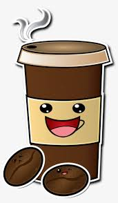 Here is a collection of cute kawaii food, with faces on it for you to draw. How To Draw A Cute Cup Of Coffee For Kids Page 1 Line 17qq Com