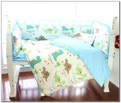 dinosaur crib bedding pirate modern baby sports nursery set babies r