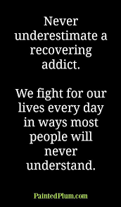 Fight For Your Life Quotes Inspirational Quotes Fight for your life quote about sobriety 8