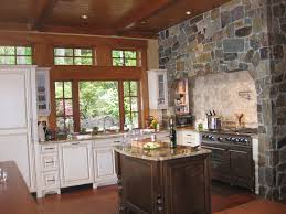 Lake House Kitchen Lake House Kitchen Portfolio Interior Designer Seattle