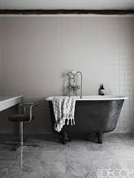 Black And White Bathroom Designs Simple Decoration