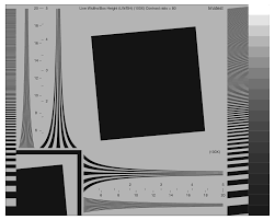 Camera Resolution Chart Pdf High Resolution Test Patterns