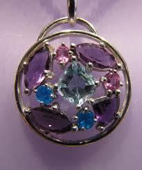 amathyst pendant by rick rocklin
