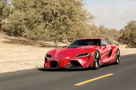 New Toyota Supra To Share Platform With New BMW Z4: Report