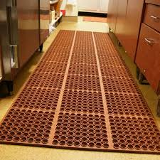 Anti Fatigue Kitchen Mats Keep Kitchens Lively and Safe