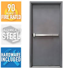 36 x 80 - Right-Hand/Outswing - Commercial Doors - Exterior Doors ...