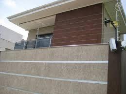 Por causa disso, o grafiato uma excelente opção para fachadas ou áreas externas. Parede Com Textura Branca Vermelha Marrom E Como Fazer Tc