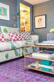 Pink Rugs For Living Room Why Colour Lovers Should Style It Dark The Pink House