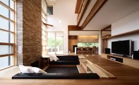 wooden furniture living room designs. Houzz. The Sunken Living Room Wooden Furniture Designs
