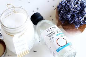 diy coconut oil makeup remover pads kitchen nutiva nutiva organic liquid coconut oil