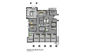 office layout designer. 3,000 Square Foot Commercial Office Layout Designer L