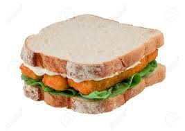 Image result for fish finger sandwich