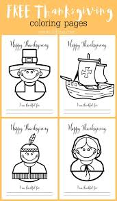Free Thanksgiving Coloring Pages It S