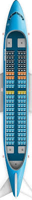Klm Airlines Seating Chart 7 Best Klm Seating Chart Images Seating Charts Aviation
