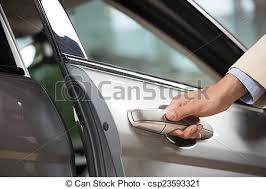 Car door handle hand Renault Car Door Handle Csp23593321 Can Stock Photo Car Door Handle Close Up Of Human Male Hand Opening Car Door