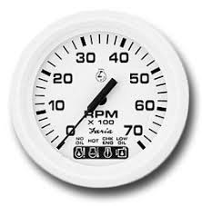 tachometer boat wiring help faria tachometer