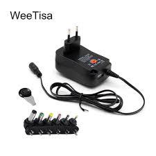 Power <b>Adapter</b> 12V 1A 2A 3A <b>Lighting Transformer</b> 12 Volt LED ...