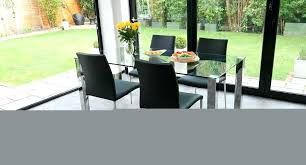 small glass dining table small glass dining table kitchen and dining chair small glass extending dining