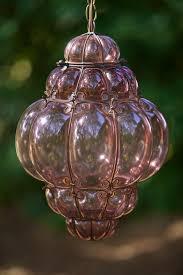 hand blown lighting. Glass Lamp Hand Blown Lighting