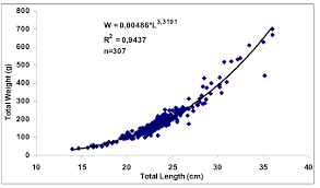 Length Weight Relationship Of Cyprinus Carpio In Almus Dam