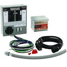 amazon com generac 6408 30 amp 6 10 circuit indoor manual generac gts transfer switch manual at Generac 100 Amp Transfer Switch Wiring Diagram