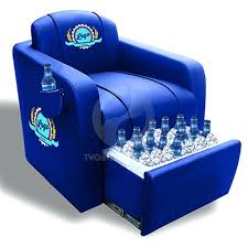 bud light leather chair bud light leather chair with cooler design ideas bud light leather chair