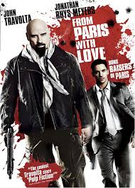 From Paris With Love: Amazon.co.uk: DVD & Blu-ray