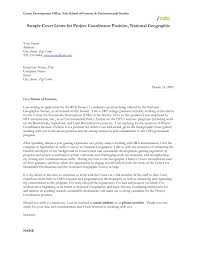 Sample Research Cover Letter Research Cover Letter Clinical Research Coordinator Cover Letter