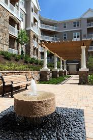 apartment landscape design. Unique Design The Landscape At The Mill Run Apartments Boosts Value Of Units In  Complex With Apartment Landscape Design R