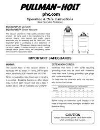 Bigredhepadrumvacinstructions Manualzz Com