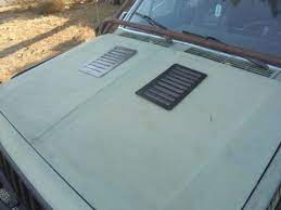 universal hood vents fits jeep cherokee