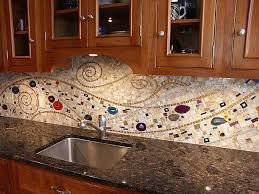 How To Install Backsplash Tile In Kitchen New 48 Wonderful Mosaic Kitchen Backsplashes Mosaic Inspiration