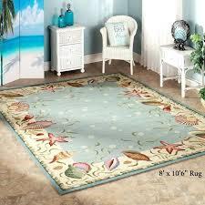beach themed bathroom rugs full size of outdoor beach rugs starfish bath rug round nautical rugs