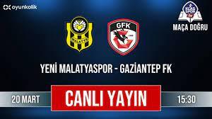 Maça Doğru: Malatyaspor - Gaziantep ᴴᴰ - YouTube