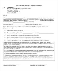 13 Sample Letter Of Instruction Templates Pdf Doc Free