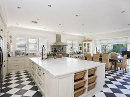 Astounding Country Kitchen Island Bench on Top of Black and White
