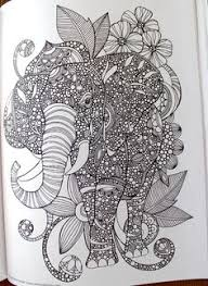Small Picture Creative Coloring Animals Art Activity Pages to Relax and Enjoy