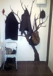 How To Make A Coat Rack Tree DIY coat hanger PROJECT 'Tree Rack' Pinterest Coat hanger 21