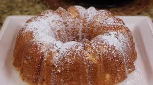 Old Fashioned Pound Cake Recipe Youtube