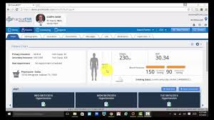 What Is Electronic Charting Patient Chart Practice Ehr