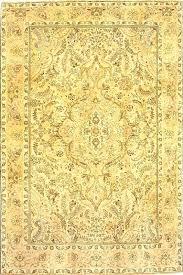 yellow oriental rug tan fl carpet blue and yellow oriental rugs