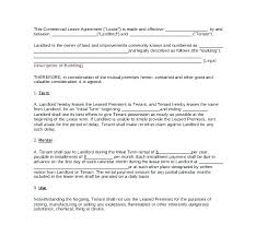 Commercial Lease Termination Letter To Landlord Com Lease
