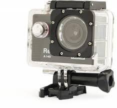 <b>Экшн</b>-<b>камера Rekam A100</b> 12Mpix черный: купить за 1559 руб ...