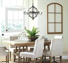 dining light fixtures rustic chandeliers room fixture height above table fix