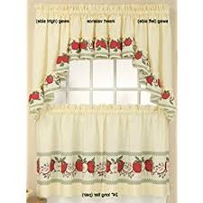 Red Swag Kitchen Curtains Cheap Valances For Kitchen Handmade Window Valances For Living