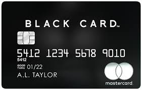 mastercard black card review