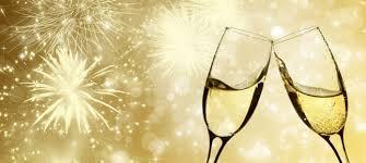 Resultado de imagen para imágenes de copas de champagne por año nuevo