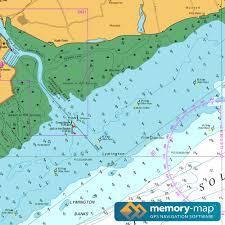 Marine Navigation Charts Uk 2019 Memory Map Marine Charts
