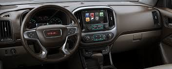 2018 gmc midsize truck. delighful 2018 2018 gmc canyon small pickup truck interior dash view from gm fleet inside gmc midsize